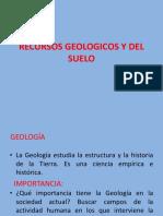 RECURSOS GEOLOGICOS