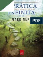 A Pratica Infinita - Uma Jornada Atraves Da Alma - Mark Nepo