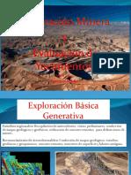 Exploración Minera - Geología de Minas