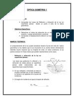 óptica geométria -1