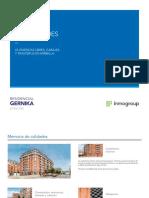 Ejemplo de Informe de Calidad Edificio