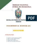 Escuela de Formacion Profesional de Derecho