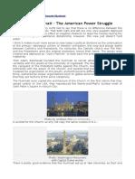 Jesuits vs. Illuminati – the American Power Struggle