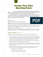 Lesson+Plan Sporting+Events