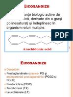 eicosanoizii