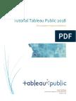 Tutorial Tableau Public 2018 Para preparar mapas estadísticos