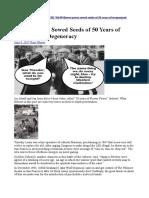 Flower Power Sowed Seeds of 50 Years of Weaponized Degeneracy - 09-06-2017 - Russ Winter - Newnationalist.net