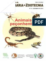 Animais Peçonhentos - Caderno Técnico 75