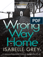 Wrong Way Home Chapter Extract