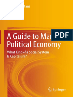 Teinosuke Otani - A Guide to Marxian Political Economy What Kind of a Social System is Capitalism (2018 Springer International Publishing)