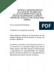 13-06-18 Intervención de la Senadora Marcela Guerra a favor del dictamen con proyecto de decreto por el que se adiciona una disposición al párrafo tercero del artículo 51 del Código Penal Federal