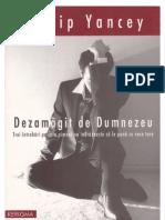 Philip Yancey - Dezamagit de Dumnezeu