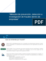 Ppt Fraude en Auditoria