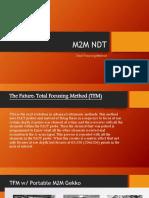 M2M NDT Total Focusing Method