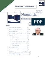 2ª Carta Numantia Febrero 2018