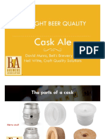 The Basics of Cask Ale