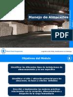 M1 - Introduccion Al Manejo de Almacenes