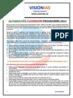 Ias 2021 Programe