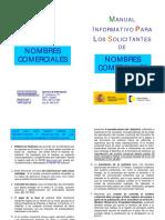 Manual Nombres Comerciales