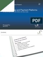 PhonepayPlus Online Gaming and Payment Platforms