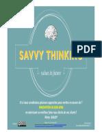 SavvyThinking V1-4 (French)