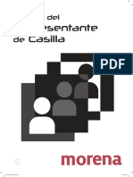 Manual del Representante de Casilla de MORENA