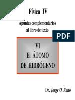 06 Átomo de Hidrógeno