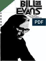 Bill Evans - Piano Solos