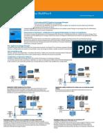 Datasheet MultiPlus II Inverter Charger FR