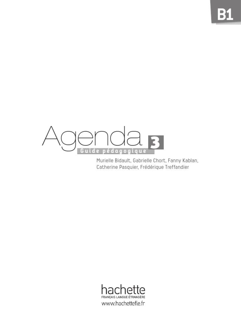Agenda 3 Guide Pedagogique e0c31884d03