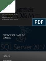 Microsoft SQL SERVER.pptx