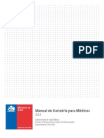 Manual de geriatría 2018