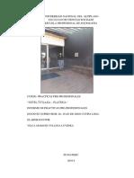 informe practicas Sociologia