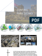Sydney Central Park Analisis