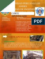 Diapositvas Corte Apuntalado ...