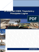 TrayectoriaCOES Logros25aniv May2018-V2jg2