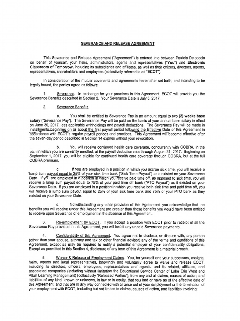 Ecot Production To Innovation Ohio Part 2 Civil Rights Act Of
