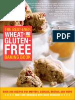 The Best Ever Gluten Free Baking