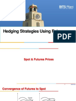 3. Hedging Strategies Using Futures