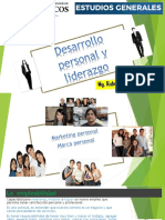 SEMANA 09 Marketing Personal I