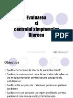 Diareea in paliatie