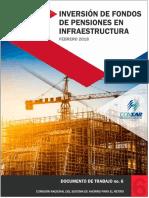Inversión de  Fondos de Infraestructura