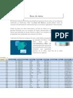 Base de Datos Gabriel Pasillas
