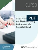 Curso Practico Gestion Nominas Cotizaciones Seguridad Socialrrf
