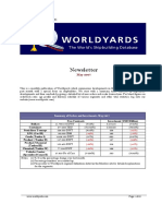 Worldyards May 2007 Newsletter