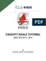 CADSOFT eagle tutorial for PCB design