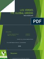 The Global Greens 2.0