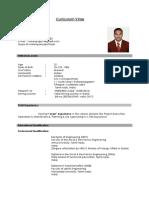Nataraj HSE Engineer