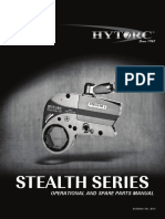 Manual Llave Stealth Hytorc _manual