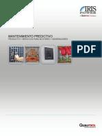Mantenimiento Predictivo Motores y Generadores